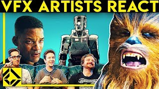 Download VFX Artists React to Bad & Great CGi 11 Mp3 and Videos