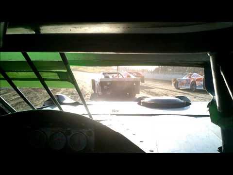 WISSOTA Super Stock - Sheyenne River Speedway - 7/19/15 - Heat
