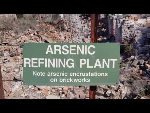 Abandoned :Ottery Arsenic Mine