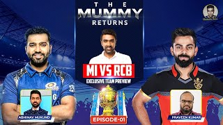 SKY or ABD? Which 3-lettered star is going to shine? | Mummy Returns | RCB vs MI | Ashwin | #IPL2021