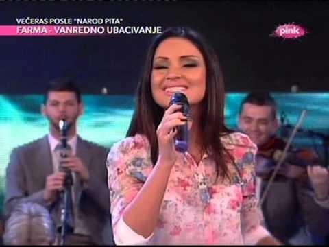 Katarina Zivkovic - Ako se rastanemo jednom - Grand narod pita - (TV Pink 2013)