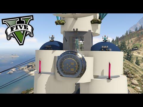 GTA V PC MODS - ACABANDO CON LA RELIGION DE GTA 5 ! - MISTERYX MOD - ElChurches