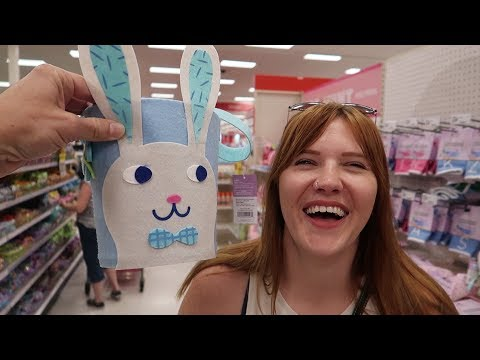 Target Shopping Fun & A Really Bad Lip Reading By The Pool!   Home Vlog