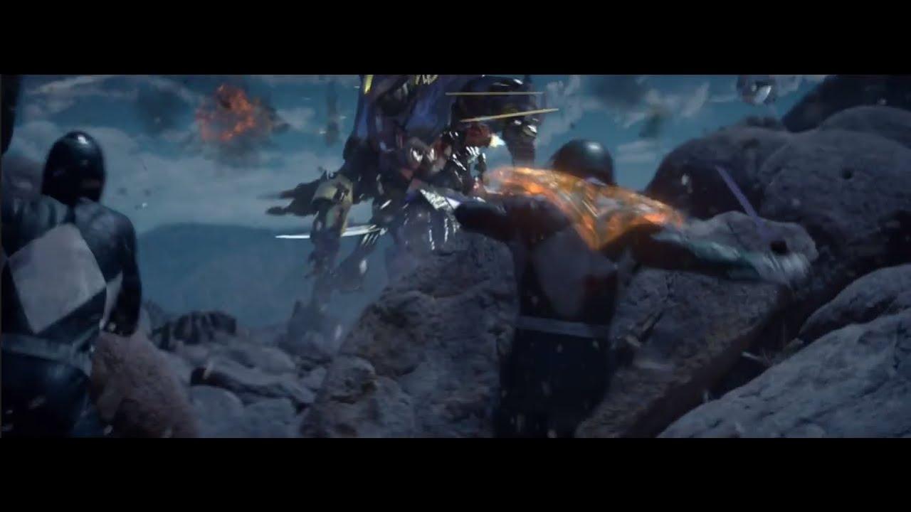 Power/Rangers (2015) Short Film Reaction/Review