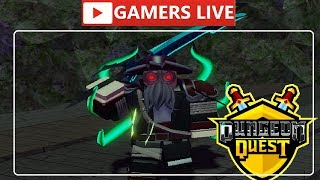 🔴 MAP UPDATE | Roblox Dungeon Quest | 🗡️Ghastly Harbor!🗡️ Noon Grind and Giveaways