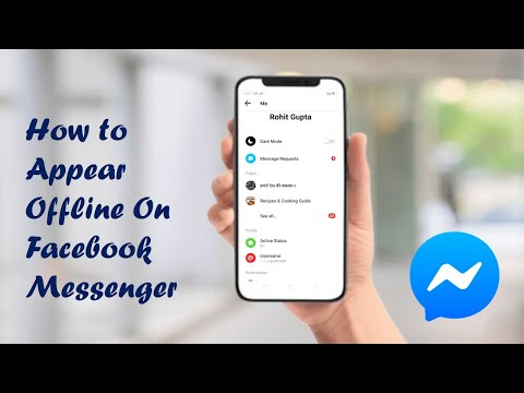How To Appear Offline On Facebook Messenger 2020