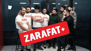 Zarafat+ #1 / VIDEOZAVR