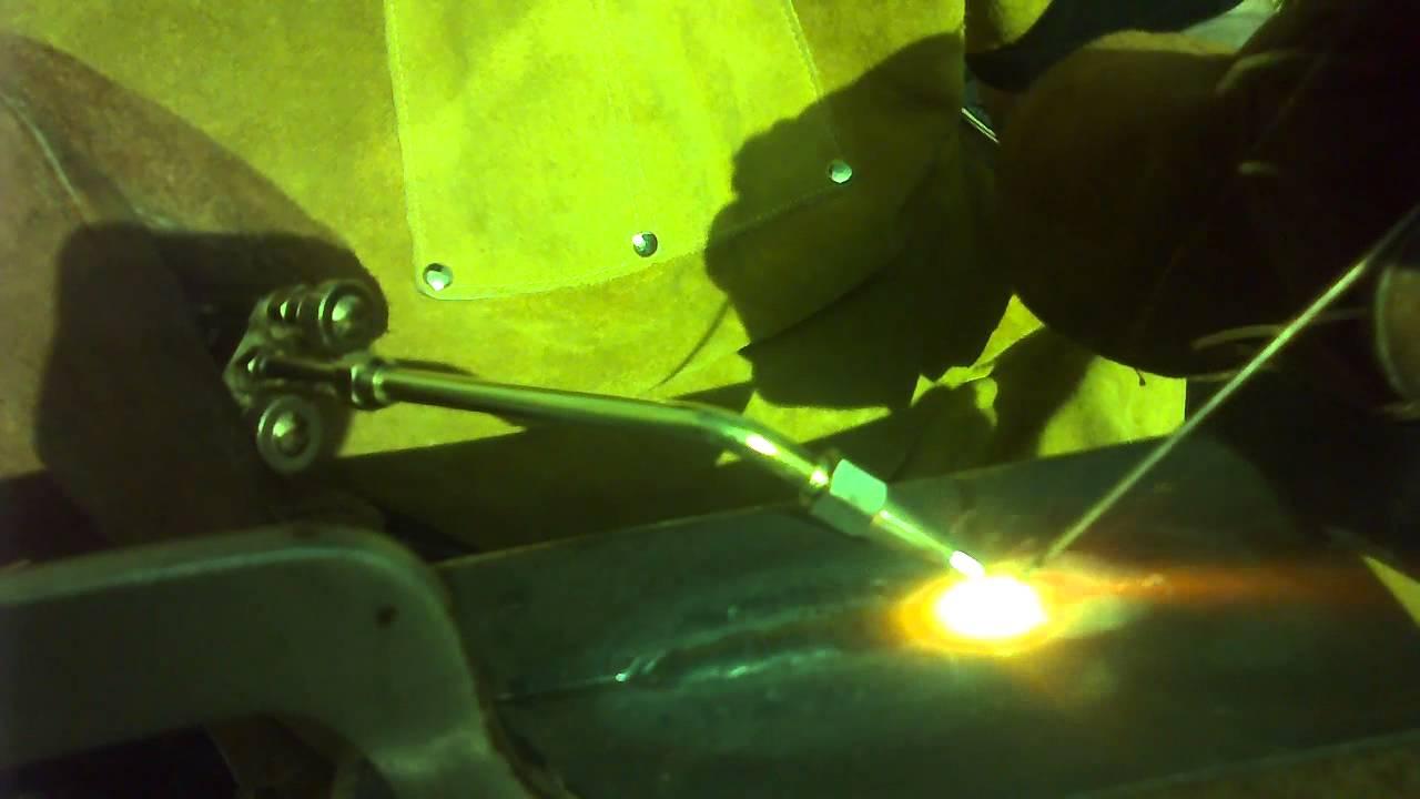 Meco midget torch max metal thickness