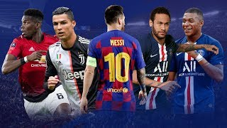 CRAZY Football Skills Mix 2020 ● Messi ● Ronaldo ● Neymar & MORE | HD