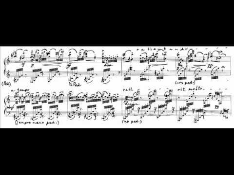 Rzewski plays Rzewski - North American Ballad No. 5 Audio + Sheet music