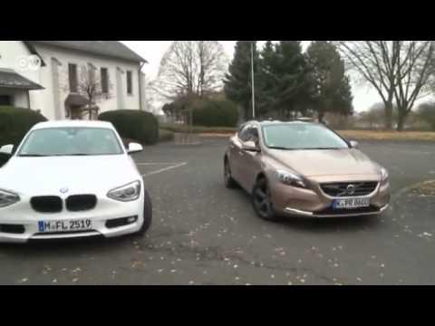 Compare it!: BMW 1 series - Volvo V40 | Drive it! - YouTube