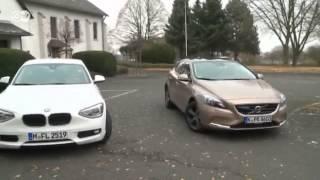 Compare it!: BMW 1 series - Volvo V40 | Drive it!