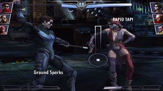 Injustice Fighting Mobile/Ipad/Tablet Game