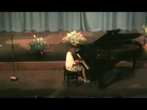 2013 RECITAL, LAKES REGION PIANO