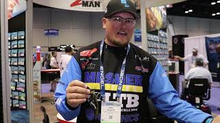 Z Man Chatterbait Freedom CFL at ICAST 2019