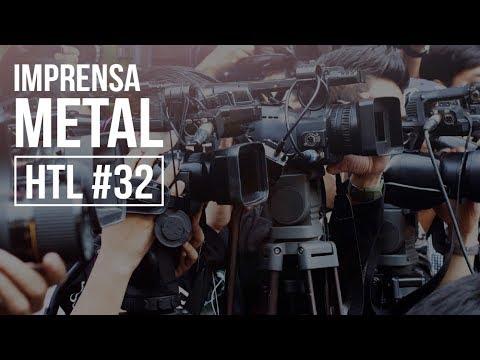 IMPRENSA METAL | Heavy Talk Live #32