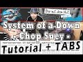 System Of A Down - CHOP SUEY   Tutorial - How to Play  