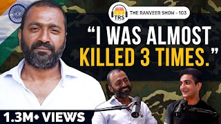 Major Vivek Jacob On Combat, Survival and SPECIAL FORCES Mindset | The Ranveer Show 103