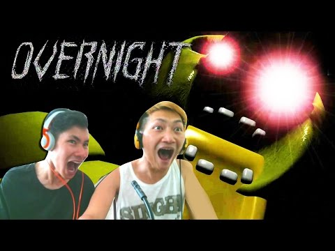 Overnight [Demo] : เด็กอายุ 12 ปีก็สร้างเกมผีได้!!