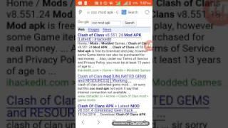 Coc Mod Apk By Pritesh Mandal ,100% Working