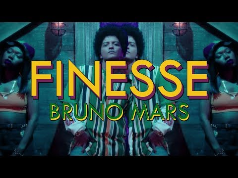 """Bruno Mars """"Finesse"""" WITHOUT Cardi B"""