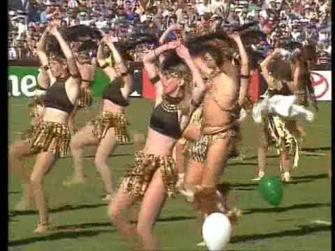 Rugby World Cup 1995 Final All Blacks vs Springboks (Full Match)