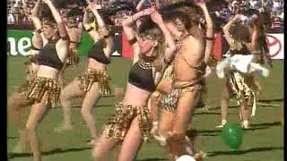 Rugby World Cup 1995 Final All Blacks vs Springboks (Full Match)