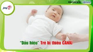 """9 dấu hiệu """"cảnh báo"""" trẻ bị thiếu CANXI mà cha mẹ cần lưu ý - GTTNT 10/08/2017"""