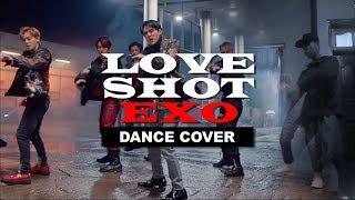 EXO #39Love Shot#39 Dance Practice Cover by Mu#39Jam