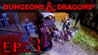 D&D 5th Ed - Call of the Wild Ep. 3 - Mid-Town Massacre