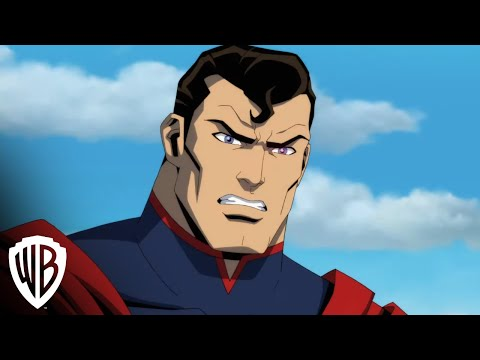 Injustice   Trailer   Warner Bros. Entertainment