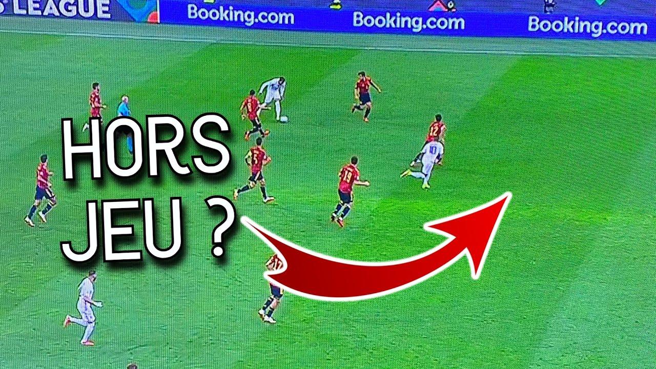La VAR fait gagner la France 2-1 contre l'Espagne qui s'est heurtée à LLoris