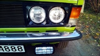 FSO Fiat 125p 1,6 GLI przerobiony na gaźnik - hamownia, przyspieszenie 0-100kmh