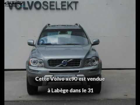 volvo xc90 occasion visible lab ge pr sent e par boreal. Black Bedroom Furniture Sets. Home Design Ideas