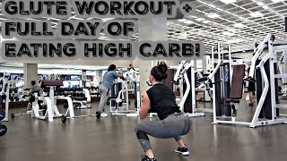 FDOE: High Carb | Glute Workout | Road to the Arnold Episode 26