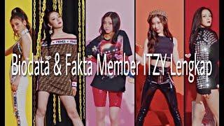 Biodata dan Fakta Member ITZY Lengkap  (JYP New Girl Group)