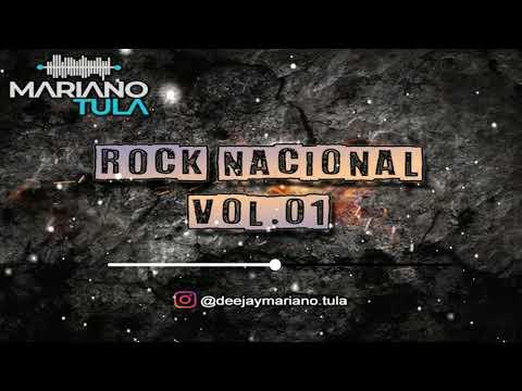 ROCK NACIONAL VOL 01 - DJ MARIANO TULA ENERGY MIX