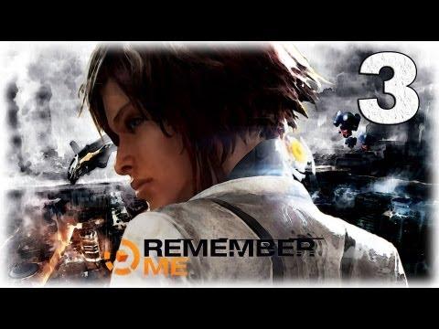 Смотреть прохождение игры Remember me. Серия 3 - Мнемофон.