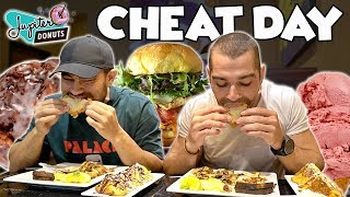 Cheat Day with Nathan Figueroa | Wicked Cheat Day #76