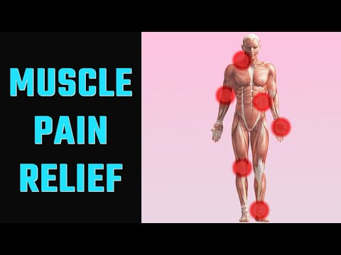 💥 Best muscle pain relief cream. A pain relief gel with natural arnica - great for neck pain relief.