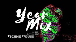 Gambar cover Techno house jaarmix Dj SBR