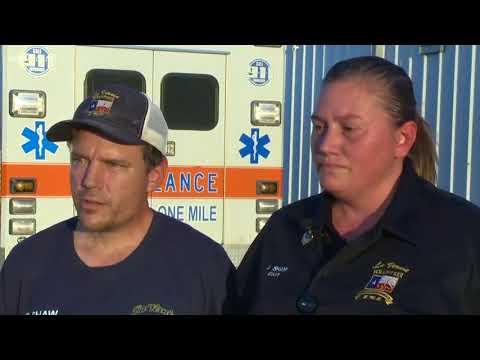 Sutherland Springs shooting taking emotional toll on first responders