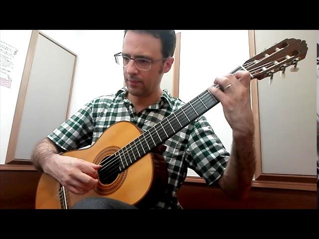 Intermediate Classical Guitar: Adagio (Mertz)