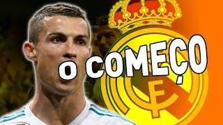 NINGUÉM SERÁ MELHOR QUE O REAL MADRID!   Modo Carreira #1 O INÍCIO - Real Madrid