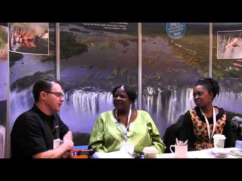 New York Times Travel Show 2014 Zambia Tourist Board