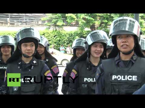 Thailand: Anti-coup protesters go all in against military