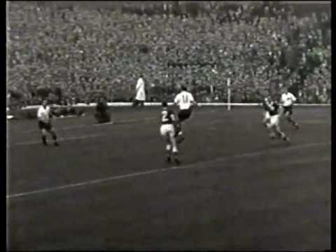 Bobby Charlton England goals compilation