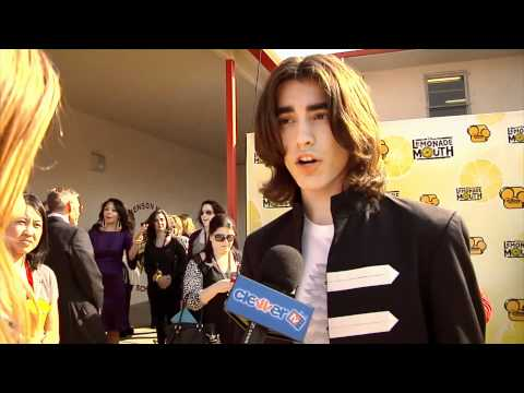 Blake Michael Talks Determinate  From Lemonade Mouth Movie