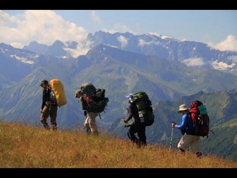 поход в горы сочи кошечки жаждут жесткого