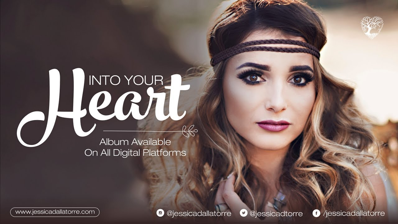 Into Your Heart (Official Lyric Video) - Jessica Dalla Torre